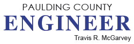Paulding County Engineer Logo